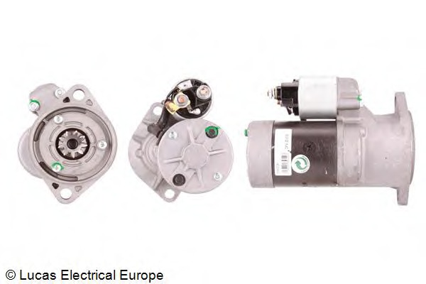 Стартер Lucas Electrical LRS01652